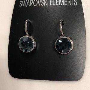 Swarovski Earrings brand new never worn